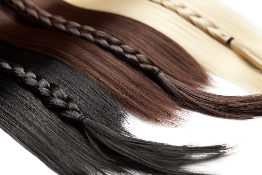 short hair braids